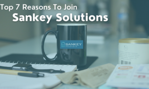 Top 7 Reasons To Join Sankey Solutions