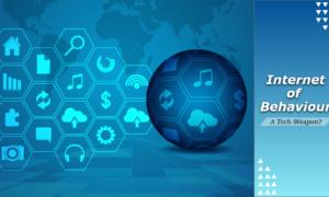 Top Strategic Technology Trend of 2021 - Internet of Behavior