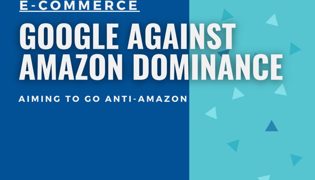 Google Against Amazon Domain